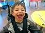 Enjoying preschool!