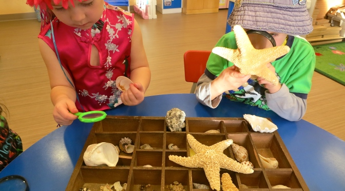 Space available in Young Scientists Summer Camp for ages 3 to 5!