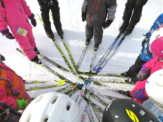 Ski Lesson for Pre-Kindergarten – March 7, 2018. Mark your calendar!