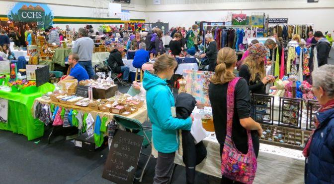 Canmore Christmas Artisans Market – November 19 & 20