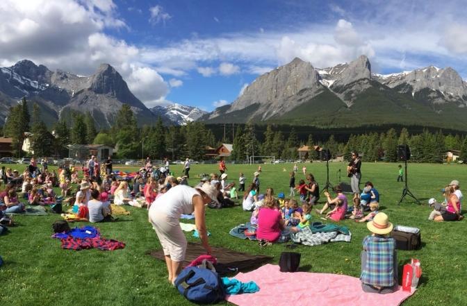 Concert, Bouncy Castle, Facepaint, Bubbles – End of Year Party! – June 23