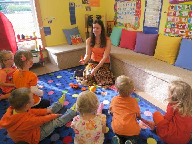 Now Hiring: Preschool Teacher