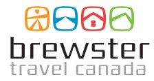 Brewster Travel Canada logo (PRNewsFoto/Brewster Travel Canada)